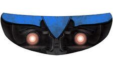 Optimus Prime Helmet Visor Sticker Transformers Motorcycle Shield Decal Tint Eye