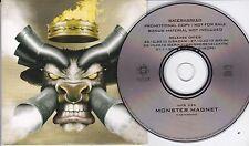 MONSTER MAGNET MASTERMIND RARE 12 TRACK PROMO CD