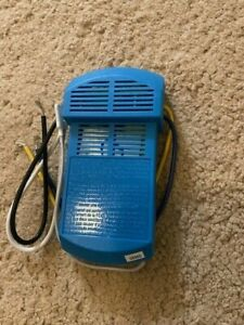 Hunter Geniune Original Replacement Ceiling Fan Remote Blue Receiver K243111000