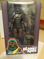 NECA PLANET OF THE APES CLASSIC SERIES 3 2015 SDCC GENERAL ALDO ACTION FIGURE