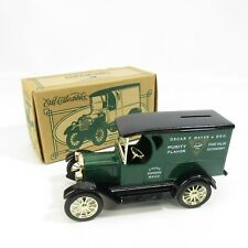 Oscar Mayer 1923 Chevy Delivery Truck Ertl NEW Die Cast Metal Vehicle Toy Bank