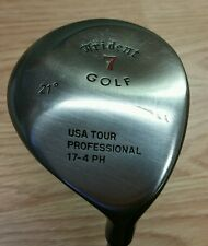Trident 7- Wood! USA Tour Professional 17-4 PH! Graphite Shaft, Lamkin Grips!
