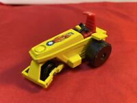 Vintage Matchbox Lesney Superfast No. 21 Rod Roller Yellow Black Red Car 1973