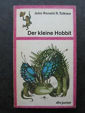 Tolkien der kleine Hobbit DTV TB Erste Auflage illustriert von Klaus Ensikat