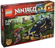 Lego Ninjago 70625 Samurai Turbomobil X, Nya, General Machia, Rivett - Neu & OVP