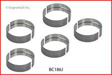 Engine Crankshaft Main Bearing Set ENGINETECH, INC. BC186JSTD