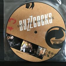 "Buzzcocks Sell You Everything / Sixteen Darker 7"" Damaged Goods PICTURE DISC VG+"