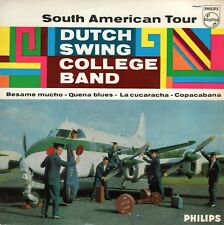 7inch DUTCH SWING COLLEGE BAND south american tour HOLLAND VG++/EX (S1042)