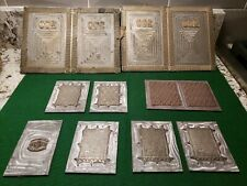 Brown & Williamson Tobacco Co. Raleigh Cigarette Packaging Printing Plates