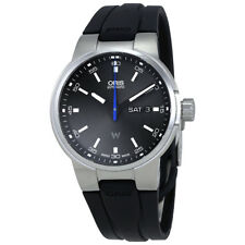 Oris Williams Day Date Black Dial Automatic Mens Watch 01 735 7740 4154-07 4 24