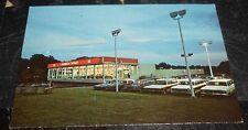 Vintage Photo Business Card Paramus N.J. Dodge New &  Used Cars