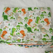 M&S Duvet Cover And Pillow Case with Dinosaurus