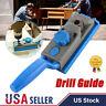 Woodworking Kreg Pilot Pocket Hole Jig Wood Joiner Hole Saw Drill Guide DIY Set