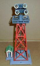 """AC Gilbert - American Flyer S Gauge ..  """"Flood Light Tower w/ 4 Lights #774"""""""