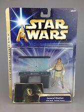Star Wars Saga - General Rieekan With Both Tactical Screen - Figure Set