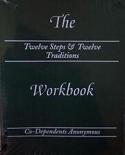 The Twelve Steps & Twelve Traditions Workbook of Co-Dependents Anonymous NEW
