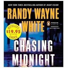 Doc Ford Novel: Chasing Midnight No. 19 by Randy Wayne White (2013, Unabridged)