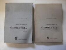 MARCHIONNA/GASAPINA - APPUNTI ED ESERCIZI DI GEOMETRIA VOL 1+2 - ED.LA VISCONTEA