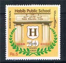 Pakistan 2009 Habib Public School SG 1368 MNH