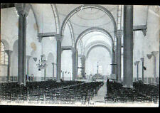 ORAN (ALGERIE) INTERIEUR de la NOUVELLE CATHEDRALE en 1914