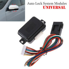 Universal 12V Intelligent Side Mirror Auto Lock Folding System Modules w/ Wires