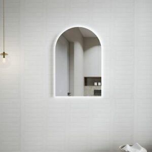 Archy Bathroom Arc Light LED Mirror 900*600 Frameless with Smart Sensor Touch