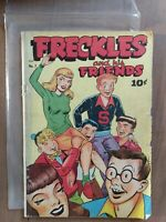 Freckles and His Friends #7 1948 Comic Golden Age Comics