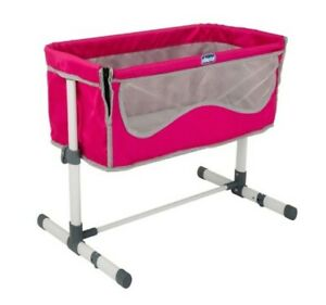 HTI Chicco Junior Next to Me Dolls Bed Red