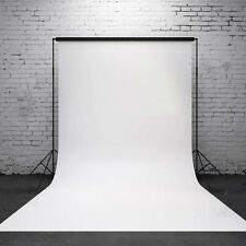 Pure White Photography Backdrop Cloth Roll Studio Photo Background Props 3x5Ft