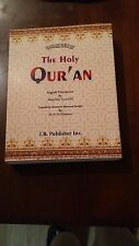 4X Roman Transliteration-The Holy Quran (Ara/Eng/Transliteration) by A.Yusuf Ali