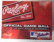 RAWLINGS MLB BASEBALL ROMLB major league allen bud selig official ball NEW