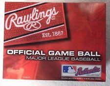 RAWLINGS MLB BASEBALL ROMLB major league allen bud selig official ball NEW