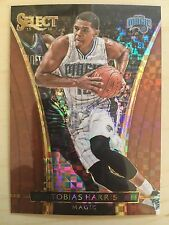 2015-16 Panini Select TOBIAS HARRIS #232 COURTSIDE Copper Refractor /49