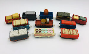 HUGE CARGO LOT 28pc Rolling Stock Thomas & Friends Trackmaster Motorized Trains