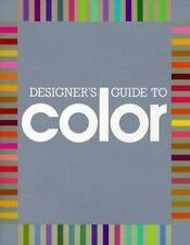 Designer's Guide to Color 1 (Bk. 1), James Stockton,0877013179, Book, Acceptable