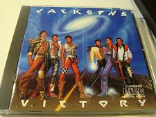 RAR CD. JACKSONS. VICTORY. 1984. MADE IN JAPAN