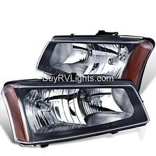 TIFFIN ALLEGRO 2007 2008 PAIR LEFT RIGHT HEADLIGHTS HEAD LIGHTS FRONT LAMPS RV