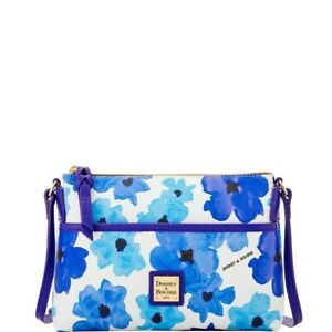 Dooney & Bourke Bloom Ginger Crossbody BBLOM0018 **Choose Blue/Red/Yellow**NWT!!