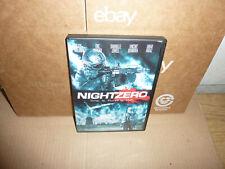 Night Zero DVD 2018