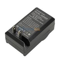 Battery Charger for Nikon EN-EL3 D50 D70 D100 D80 D200 D90 D300 EN-EL3E Black
