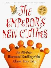 The Emperor's New Clothes by Hans Christian Andersen with CD