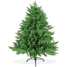 Künstlicher Weihnachtsbaum 120cm DeLuxe Nordmanntanne Spritzguss Tannenbaum;PT09
