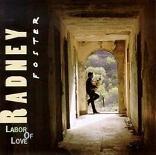 New: Foster, Radney: Labor of Love  Audio Cassette