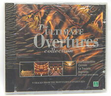 The Ultimate Overtures Collection ~ New CD (Erato) Maazel, Rostropovitch, et al.