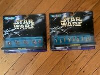 Star Wars Micro Machines lot of 2 /Rebel Pilots & Tusken Raiders MIB Galoob