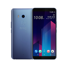 HTC U11+ Plus 128GB (Unlocked) Dual SIM 6GB RAM 4G LTE 6in Blue