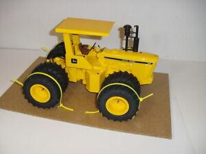 1/16 John Deere 7520 Industrial Tractor W/Duals & ROPS Precision Engineering NIB
