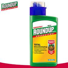 Roundup Universal Unkrautfrei 500 ml Total Unkrautbekämpfung Glyphosat
