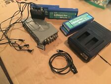 Full Kit - Ready To Use Sound Devices 744T Hard Disk Multi Track Audio Recorder