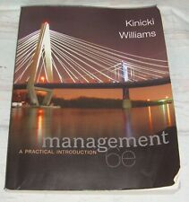 Management  A Practical Introduction (6th Edition) By Kinicki and Williams